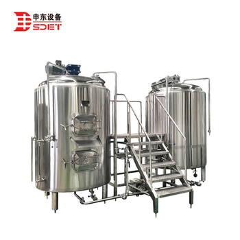 Making Beer Machine Beer Brewing Commercial Fermentation Tanks Beer Brewery Equipment