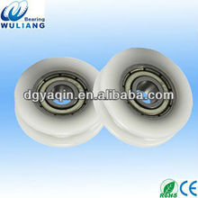 606Z glass sliding shower door pulley