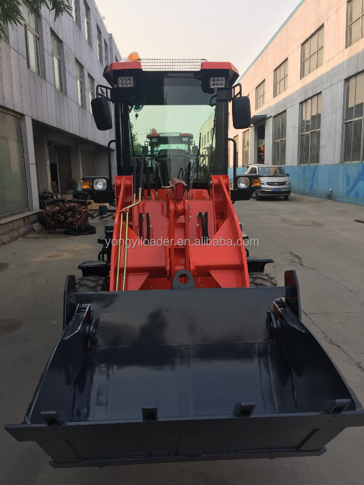 Yongyi brand ZL912 front end loader,wheel loader with CE