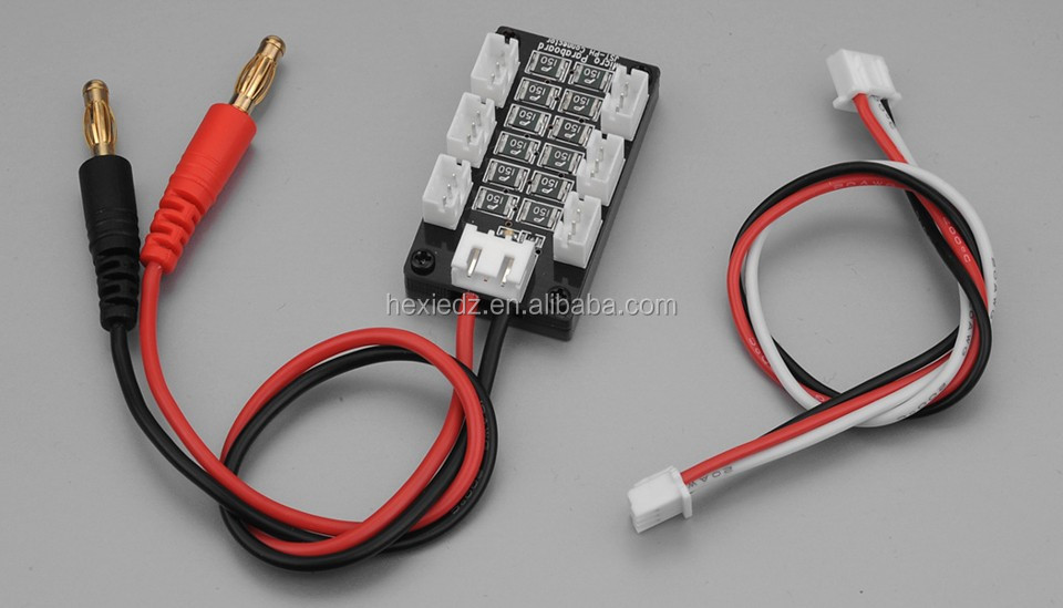 IMAX TP And FP Adaptor For 5S Balance Charger 2S To 8S charging board