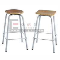 Science chair school,metal frame adult chairs,classroom stackable chair