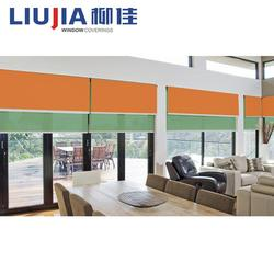 Manual Polyester Roller Blinds,Sun Shade Curtains