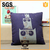 fashion patchwork decorative couple cushion cover for garden decorative