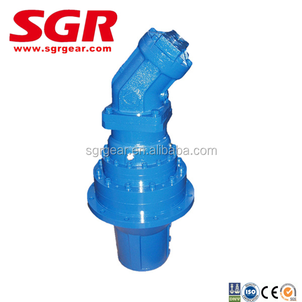 vertical type planetary reduction gears for Dredging Equipments