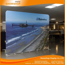 deluxe Poster Board trade show tension fabric displays store