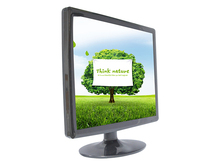 "Bestview 15"" led pc monitor for computer"