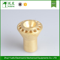 Brass Nozzle-type Refrigerant Distributor Commercial Residential Use