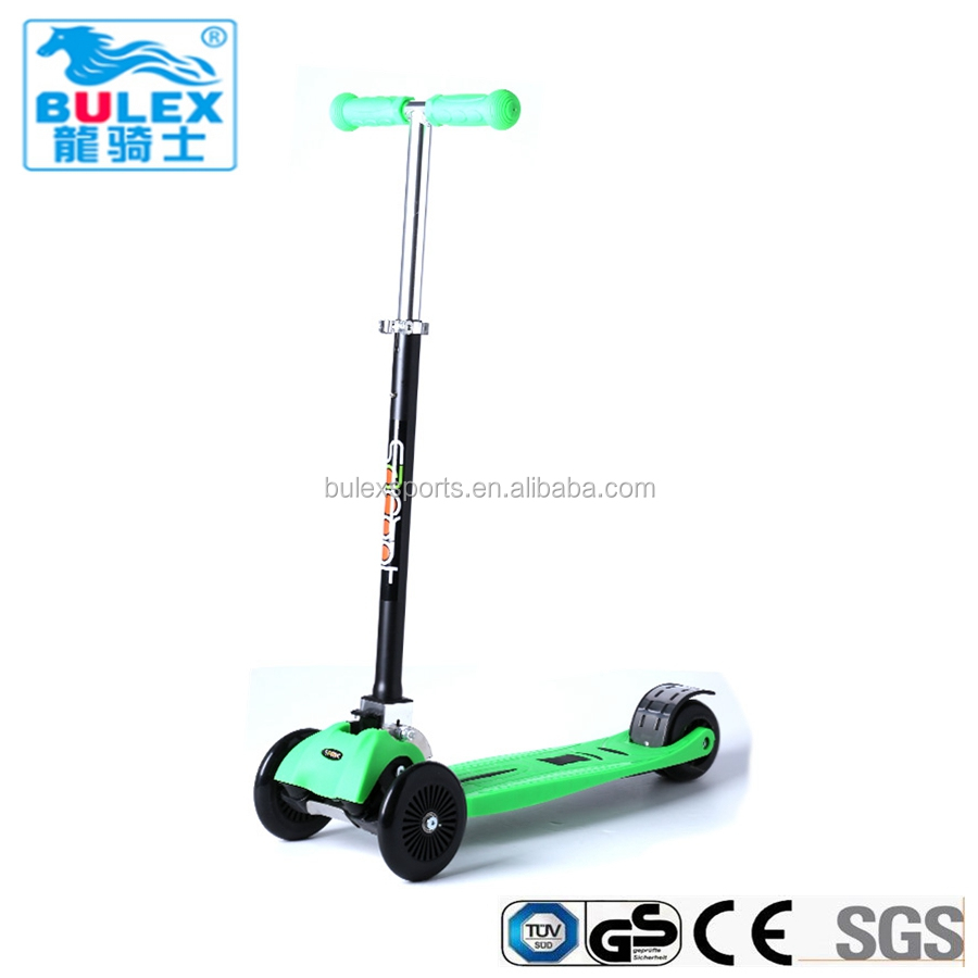 Aluminum foldable cheap kids scooter for toddlers