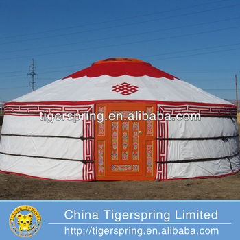 Semi Permanent Comfortable Mongolian Tents For Sale Buy