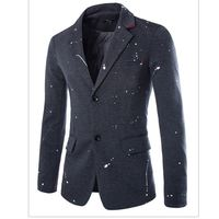 MOON BUNNY Top Sale Mens Fashion Suit Jacket Unique Cheap Chinese Winter Suit Jackets For Men Quality European Jacket wholesale