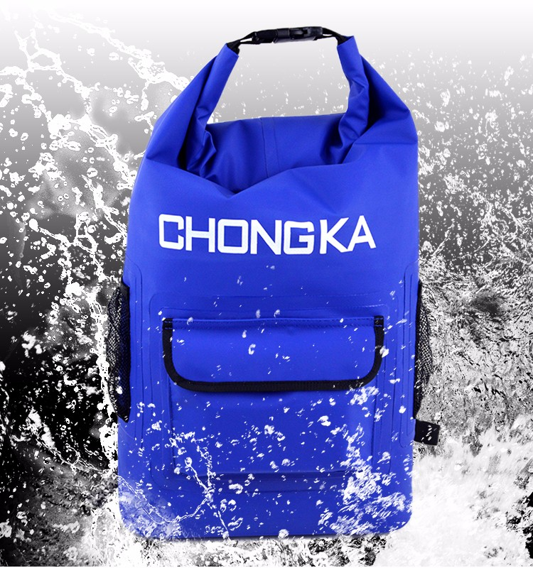 Outdoor Equipment PVC Travel Sports Waterproof Backpack Dry Bag