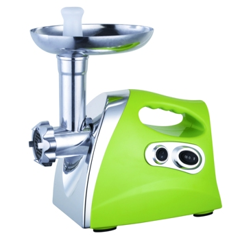 Colorful Good Quality Electric Meat Mincer With 1000W