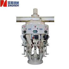 Hot sell eight heads automatic valve bag gypsum powder packing machines