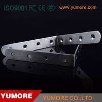 Stainless steel wall brackets for hanging plants flowers