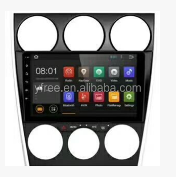 Touch screen for old mazda 6 Android car navigator auto navigation car central multimedia video system