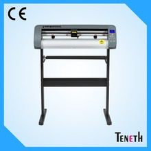 Low Price Teneth Desktop Vinyl Cutting Plotter TH740 With Master Cut Software