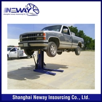 Factory super quality low profile eagle equipment car lift