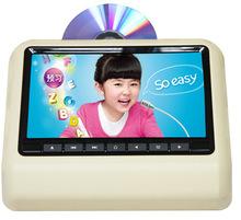 Universal 9'' external LCD headrest car monitor dvd