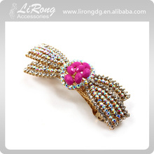 Sweet Jewelly Hair Barrette, crystal hair accessory for woman