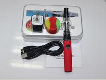 New arrival wax and dry herb vaporizer kit cloud vape pen with full ceramic atomizer