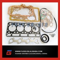 Kubota tractor 85mm engine V1902 overhaul gasket kit