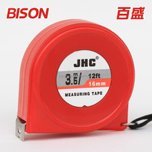 2m 6ft 12.5mm 13mm new abs plastic case custom logo tape measure