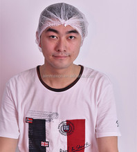 Disposable Surgeons Non Woven Caps Machine Made/ Disposable Surgical Nurse Bouffant Cap Mob cap For workshop,hotel nurse,doctor