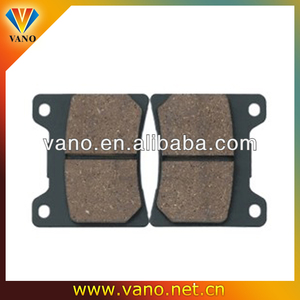 Long life span brand name brake pad for motorcycels TZR125