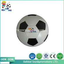 Vinyl PVC soft Stuffed toys Ball like football toy for kid outdoor