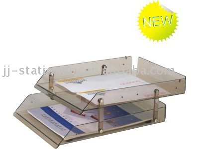 Plastic Office File Tray