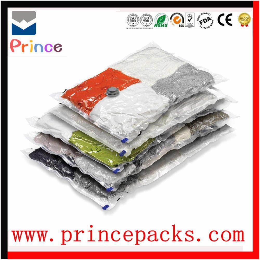 High Quality Vacuum Storage Bag / Space Save Compressed Bag / Vacuum Compressed Bag For Clothing