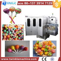 2014 Hot Selling Ball Shaped Lollipop Single Twist Packing Machine Supplier