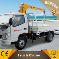 used mobile telescopic boom truck mounted crane manufacturer company