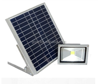 CE RoHS Approved Outdoor 10w Solar Led Flood Light with Epistar Chip