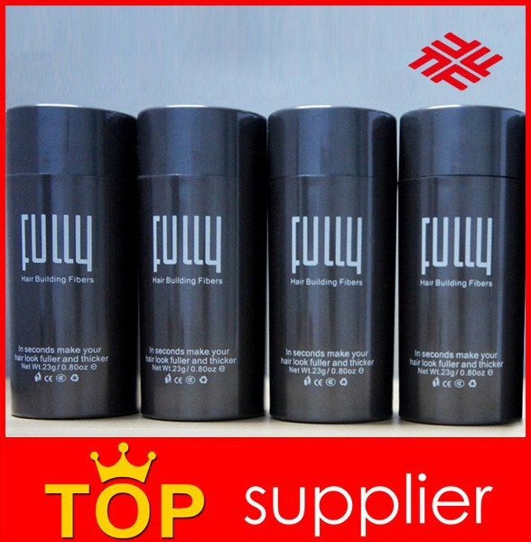 Perfect Hair Solutions Fully Hair Building Fibers for men