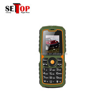 Cheap Low Price China 1.77 inch MTK6261M GSM Quad Band Dual SIM Dual Standby Big Battery Rugged Mobile Phone without camera