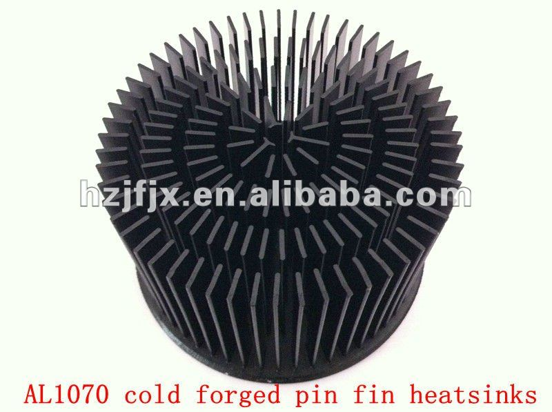 Extruded Aluminum Alloy profiles/fin heat sinks