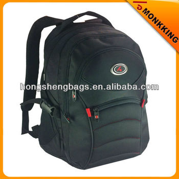 2015 popular business style laptop backpack 1680D