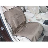 600D Oxford fabric waterproof dog car bench seat cover