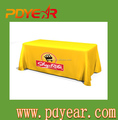Promotional Large Exhibition Table Cloth