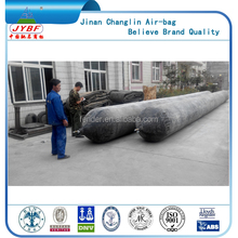 Vessel Launching ship docking marine rubber airbags