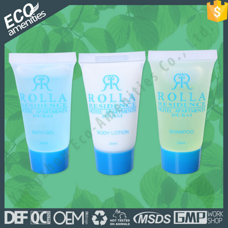 Mild Shampoo And Conditioner Brand is Eco Amenities