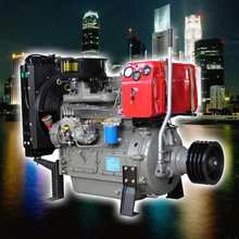 famous brand K4100P water cooled 35hp diesel engine with competitive price