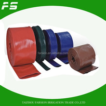 High Pressure 300Ft Flexible PVC Water Hose For Submersible Pump