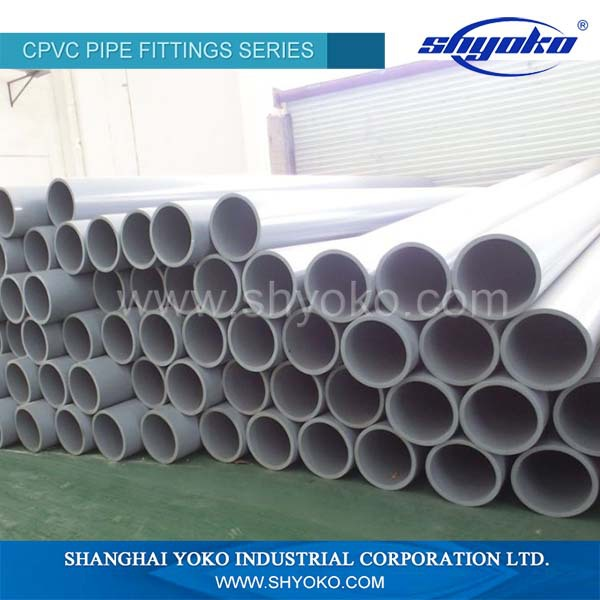 Factory directly provide 80mm pvc pipe