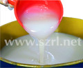 silicone rubber for plaster casting mold