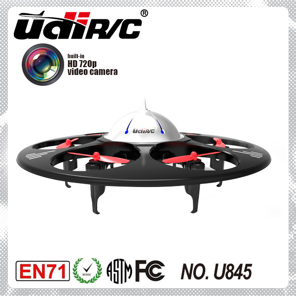 6 motors and HD camera ! 2.4G 4 channel flying drone toys , UFO voyager 6