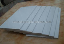 White Acrylic/ABS extrusion plastic sheet for tray