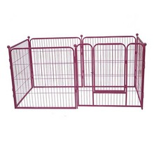 High quality professional large folding metal dog playpen for pets