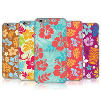 HAWAIIAN PATTERNS Phone Case For iphone 6 Colorful Drawing Creative 2015